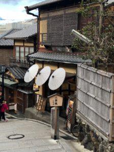 京都らしい街並みが見られる二年坂