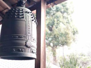 龍安寺の鐘