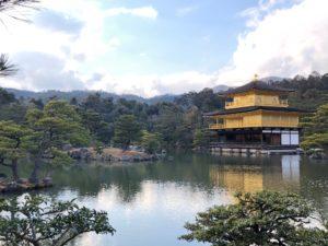 やっぱり金閣寺は京都観光には外せない